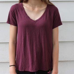 American Eagle Soft & Sexy V-Neck Tee